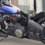 Bob 2 su Softail Cross Bones (3)