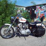 Rider su Sportster (3)